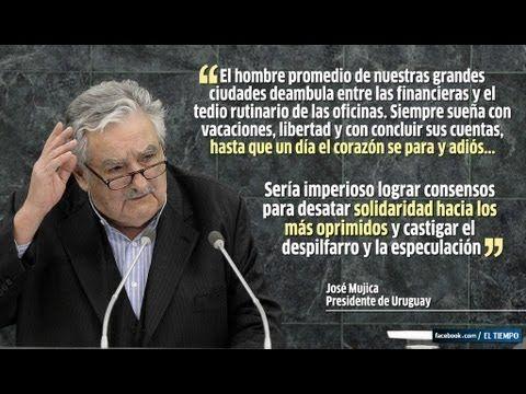 Histórico discurso de José Mujica En la ONU contra el orden mundial 2014 (FULL HD) - YouTube