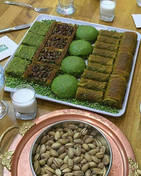Turkish Dessert / Kadayıf