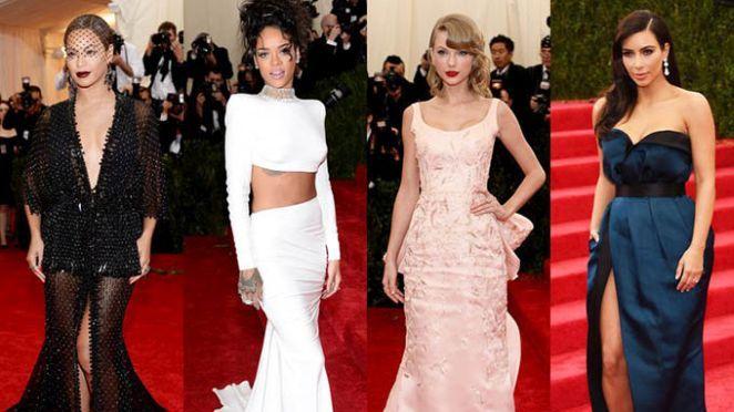 Cum s-au îmbrăcat vedetele la evenimentul Met Gala 2014?