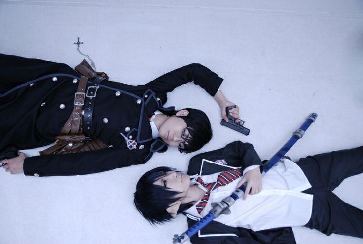Yukio and Rin