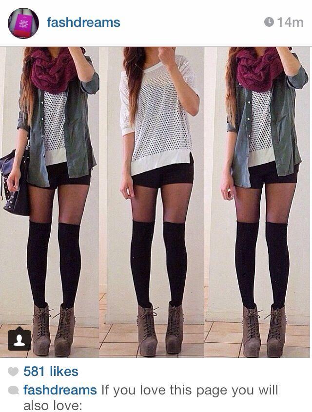 knitted-long-socks | Fashion Tag Blog