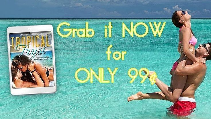 Over 160 reviews and 4.7 stars. Readers are devouring and loving Tropical Tryst. Grab it NOW before the price goes up! ONLY 99cents for 25 Brand New Sexy Tropical Romances  @TropicalTryst #TropicalTryst   tropicaltryst.com   #romancebooks #sexysummerreads #amreading #authorsofinstagram #bookstagrammers #hotreads #hotsummerreads #boxedset #cheapbooks #tropicalromances #giveaway #amazon #goodreads #newrelease #availablenow