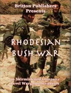 Rhodesian Bush War book
