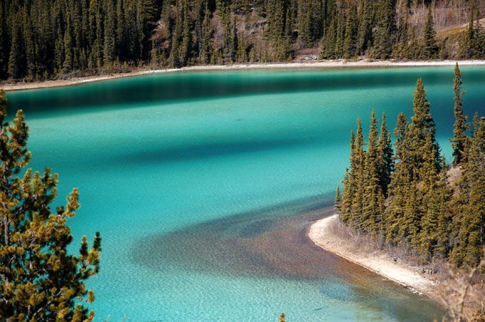 Emerald Lake - Alaska