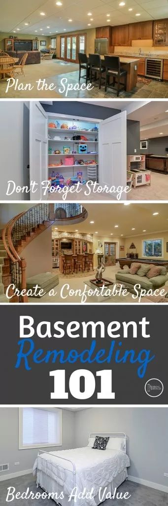 basement remodeling 101 important considerations for your big project toys big project and pictures - Basement Design Services