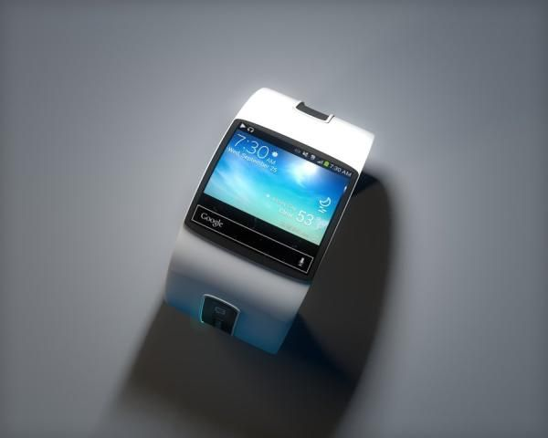 Google Smartwatch design reminds of Star Trek