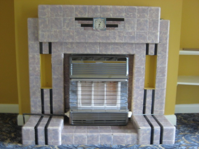 17 Best Images About Art Deco Fireplaces And Screens On