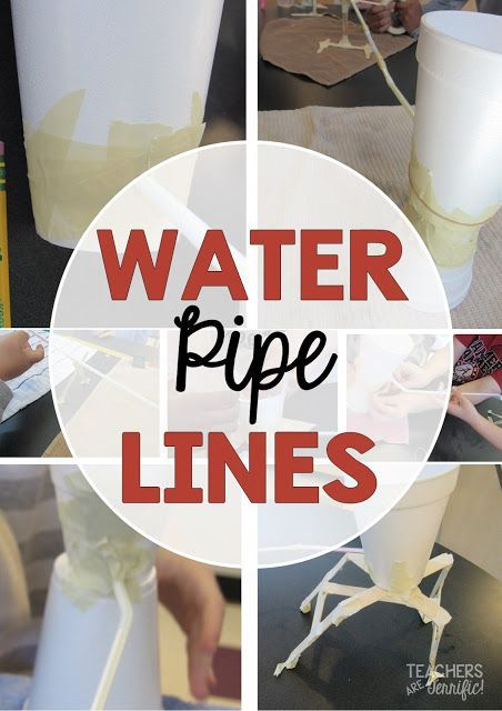 What's Going on in the Lab? Water Pipelines! | Teachers Are Terrific! | Bloglovin'