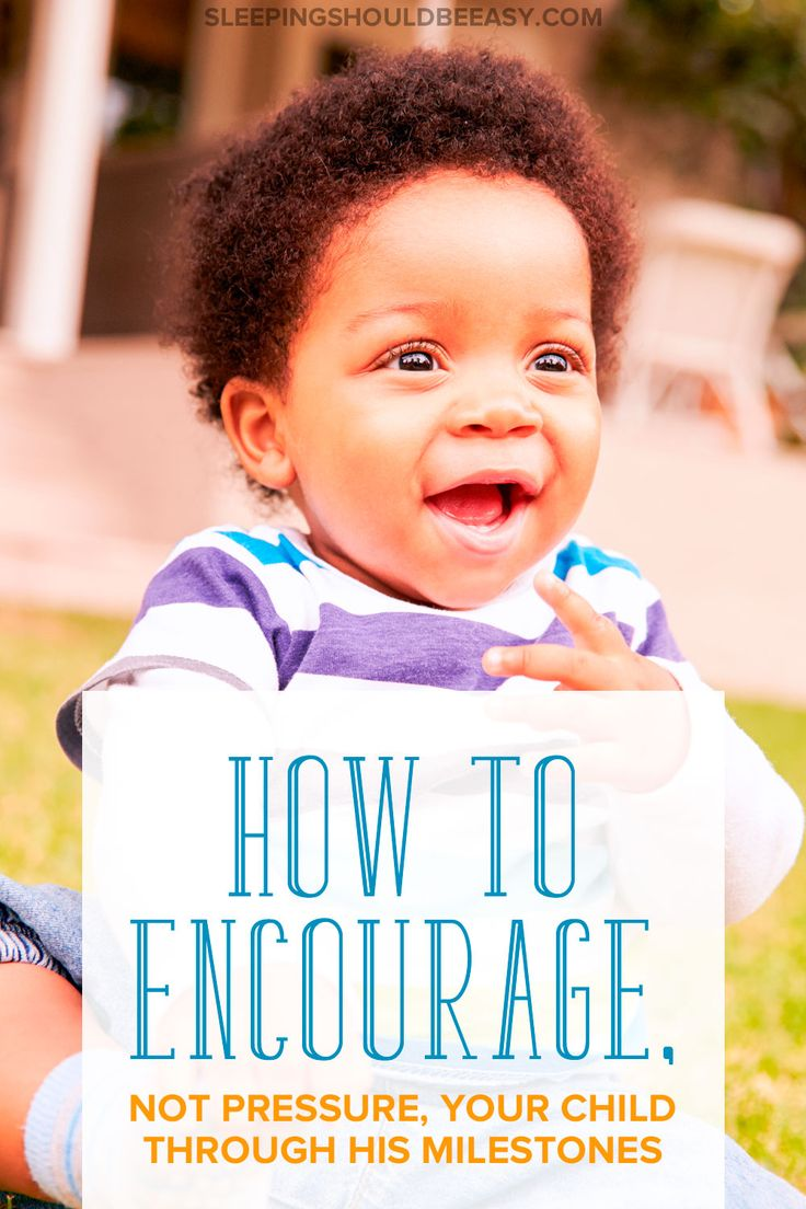 This post the reasons why worrying doesn't really help parents and their children's milestones. Instead, here's how to encourage your child through milestones.