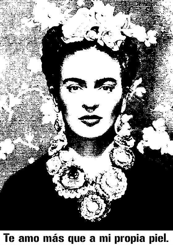 frida kahlo logo - Buscar con Google