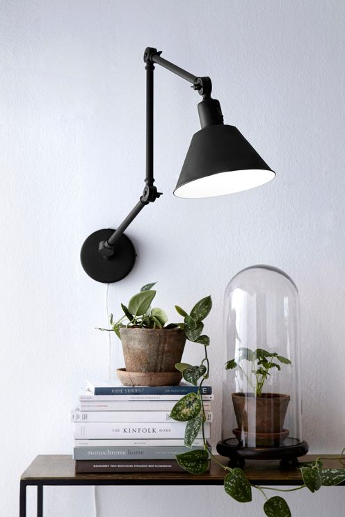 Home Væglampe | Ellos