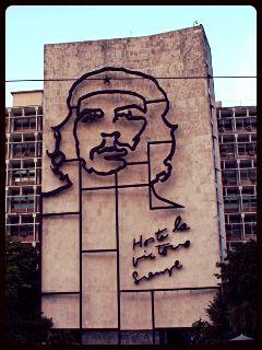 Plaza de la Revolucion, à la Havane