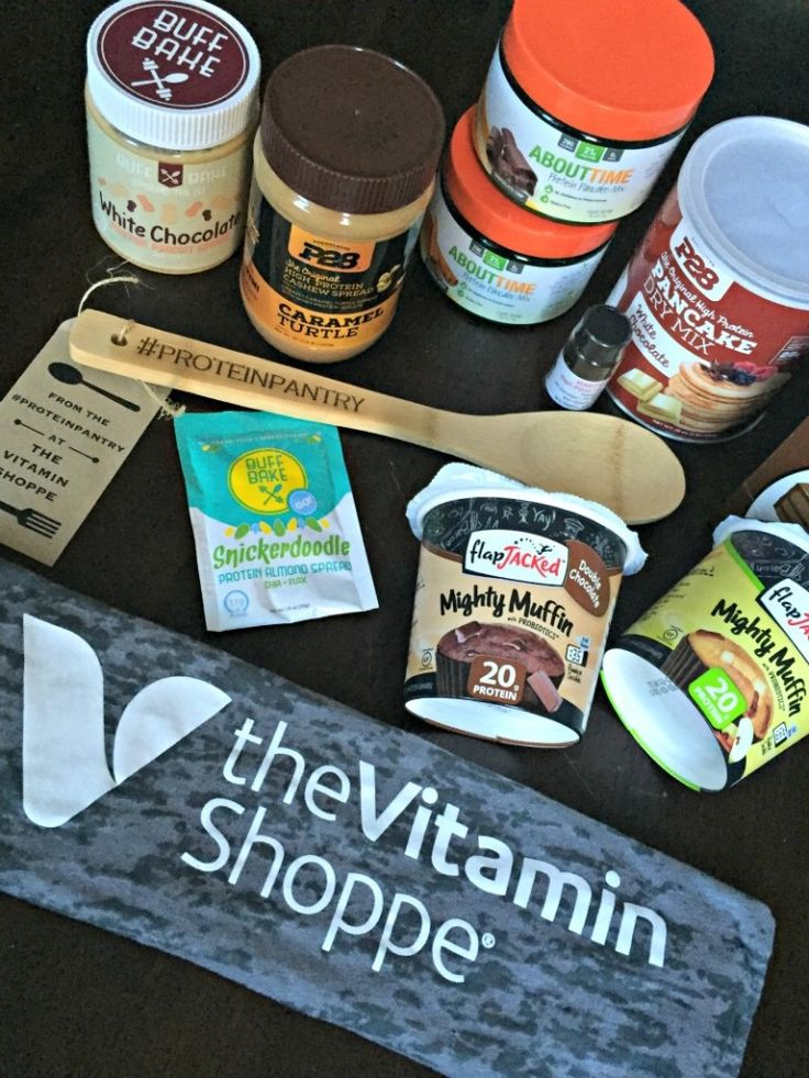 The Vitamin Shoppe Protein Pantry via A Lady Goes West #ProteinPantry #ad #FitFluential