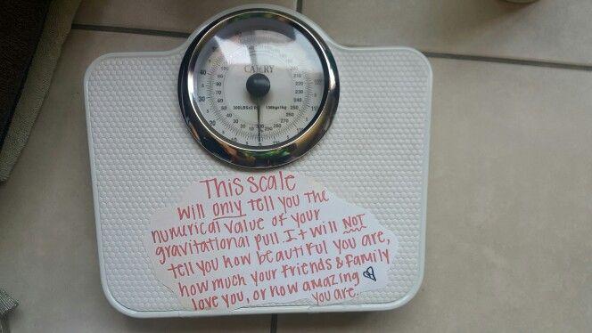Heart matters weight doesn't .shhhhh