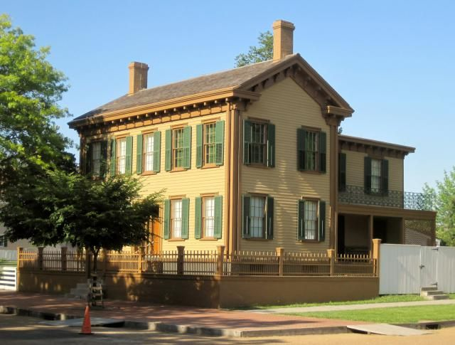 Abraham Lincoln was a Home Remodeler? Yes! Just look at how he renovated his house in Springfield. http://architecture.about.com/od/tourstravel/ss/Lincoln-Springfield.htm