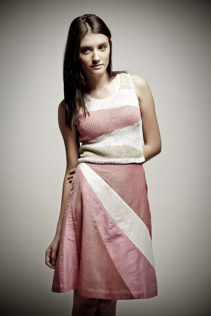 Julie Skarland summer 2010, ready-to wear, photo Manpreet Singh