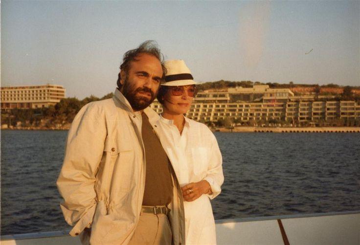 VALEF YACHTS HISTORY | Luxury Yacht Charters Greece | Demis Roussos & Nana Mouskouri