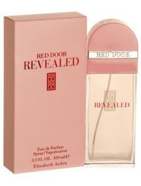 Elizabeth Arden Red Door Revealed 100ml Edp Elizabeth Arden Red Door is a sensuous fragrance rich in floral scents. It has top notes of Ylang Ylang and rose with middle notes of oriental orchard and jasmine. Top notes of oak moss, vetiver, honey and oak moss