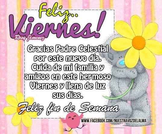 Frases Positivas De Dios: 1000+ Images About Feliz Viernes On Pinterest