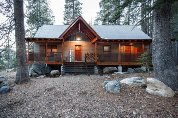 22 Cozy Cabins Perfect For Mountain Vacation Cabin Design Cabins In The Woods Passive House Design