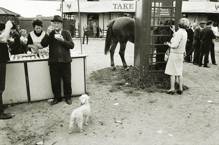 Derby Day, Epsom, 1967