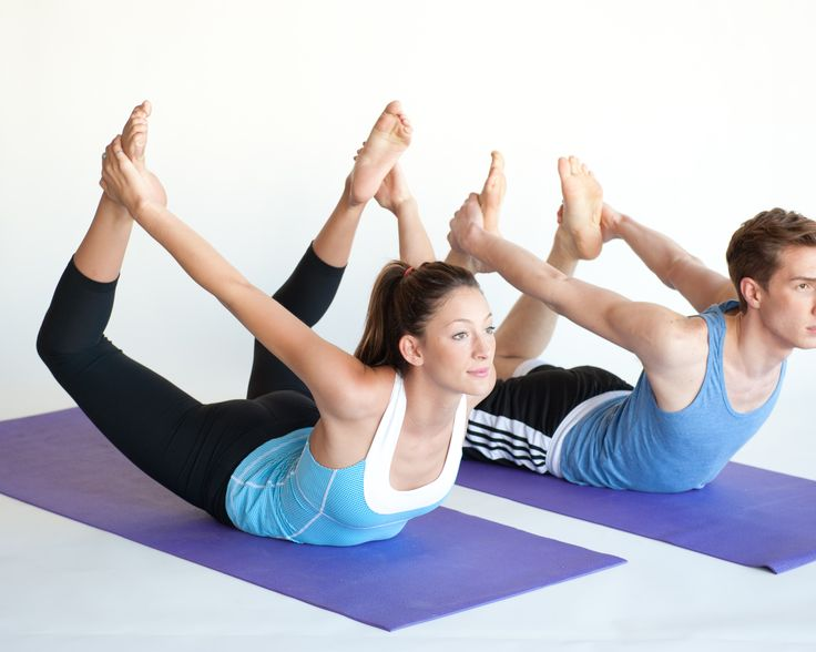 Increase the flexibility in your back...a must try for a dancer.