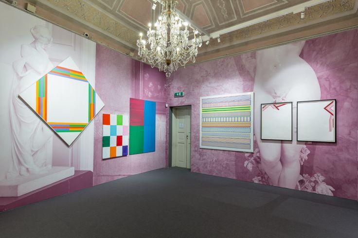 Mostra Don't Shoot the Painter. Dipinti dalla UBS Art Collection, Milano, 2015