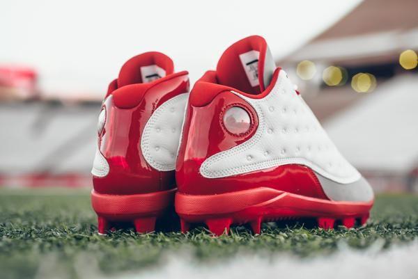 Air Jordan 13 Retro MCS - White/Gym Red