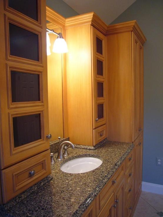 bathroom cabinets storage home decor ideas modern bathroom storage columbus lilyann cabinets