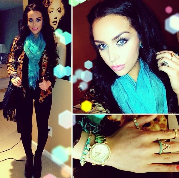 250 best carli bybel everything images on pinterest my style carli bybel outfit love the turquoise and animal print together pmusecretfo Choice Image