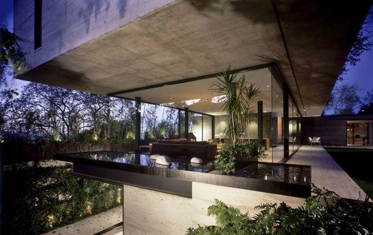 House La Punta - Central de Arquitectura. Photoraphed by Paul Czitrom