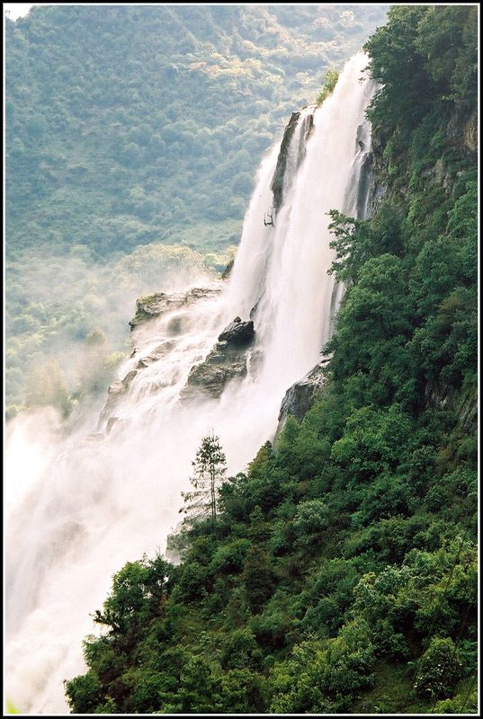 Jung Falls - Tawang, India
