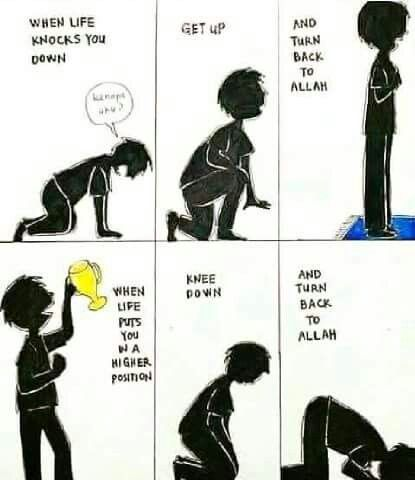 Turn Back To Allah Swt