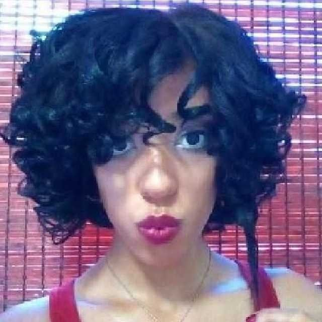 How to get perfect curls follow @koko_chanel_9704