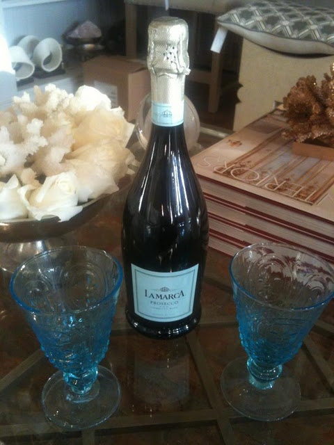 LaMarca Prosecco with Nancy Price