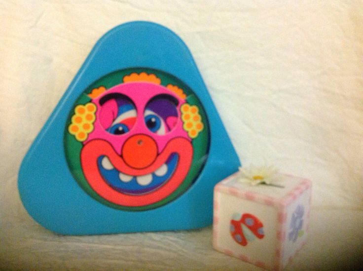 A personal favorite from my Etsy shop https://www.etsy.com/ca/listing/243764226/vintage-1979-mattel-circus-clown-gravity