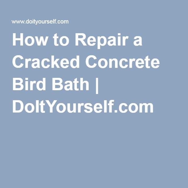 Best 25 Concrete Bird Bath Ideas On Pinterest Stone