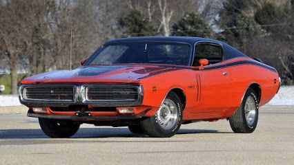 1971 Dodge Hemi Charger R/T - Muscle Cars of America - Google+ #musclecars