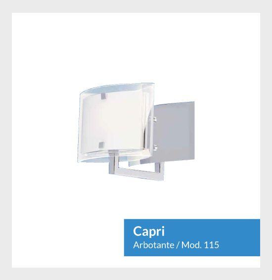 Arbotante Capri Mod-115