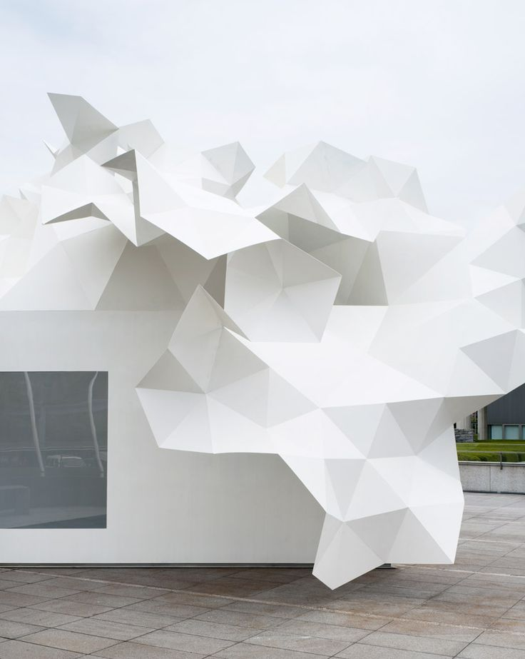 akihisa hirata architecture office: bloomberg pavilion