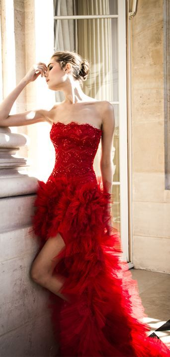 Zuhair Murad SS - 2013 Photo by Paris Collective