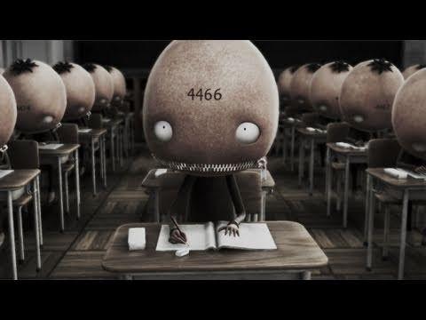 Ταινία κινουμένων σχεδίων για την πίεση που δέχονται οι μαθητές στο σχολείο
