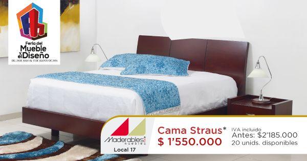 ¡Corre porque el tiempo se agota, compra tu cama nueva y aprovecha el descuento! #Renovación #Descanso #Oferta