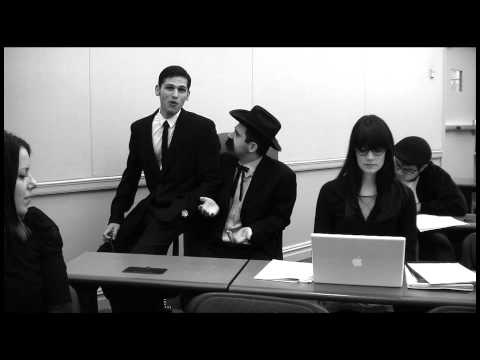 NYU Law Revue 2011 - Know Your Gunners