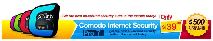 Awesome Antivirus security 2017: Free Antivirus | Free SSL | Internet Security and SSL Certificate from COMODO... Instructions/Care of...