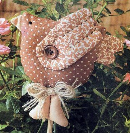 garden bird (1)Patchwork, Da Nets, Removed From, Gardens Birds, Crafty Inspiration, Crafty Ideas, Country Crafts, Birds Crafts, Sewing Creativos