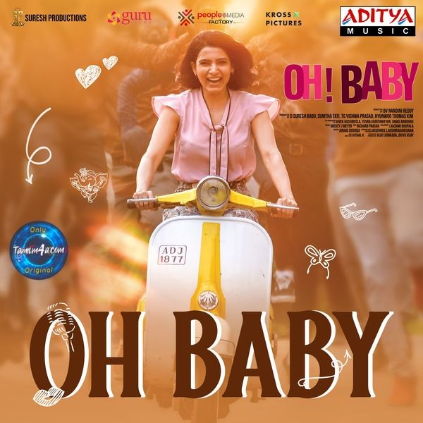 Oh Baby From Oh Baby 2019 Telugu M4a 256kbps Mp3 Song Telugu Movies Songs