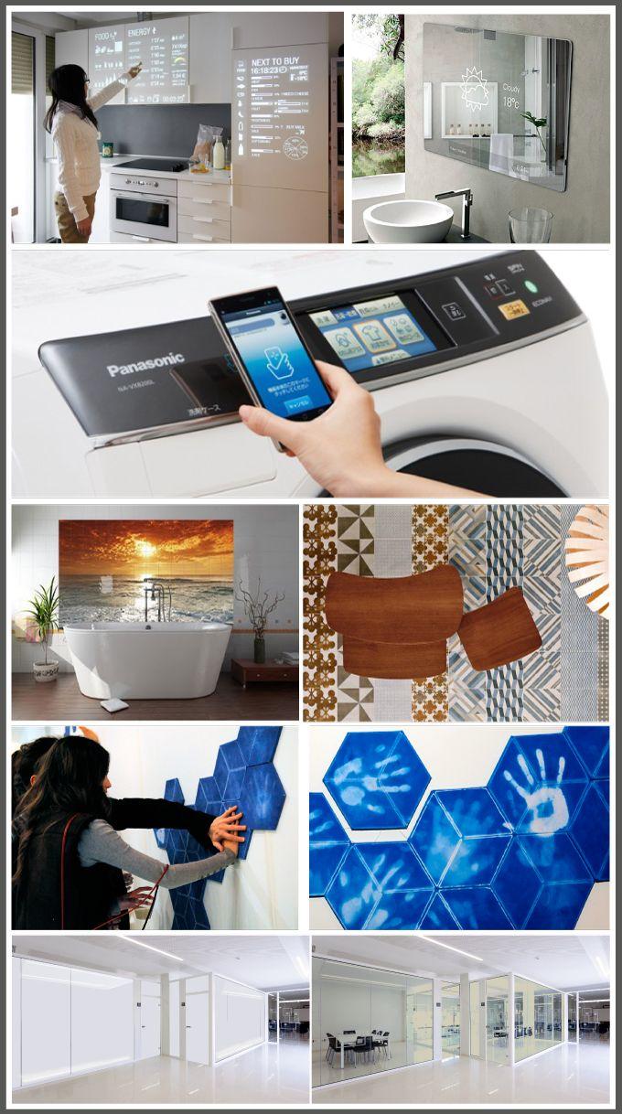 Interiorismo Caleidoscópico: Interiorismo, innovación y tecnología