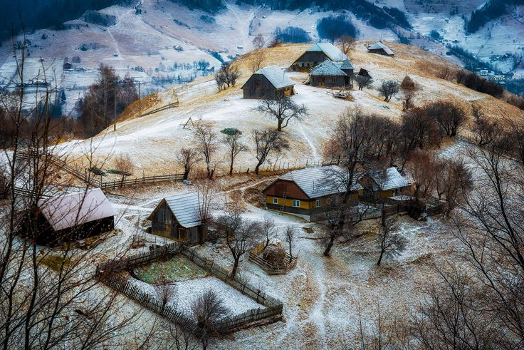 Winter in Romania by Cezar Machidon on 500px