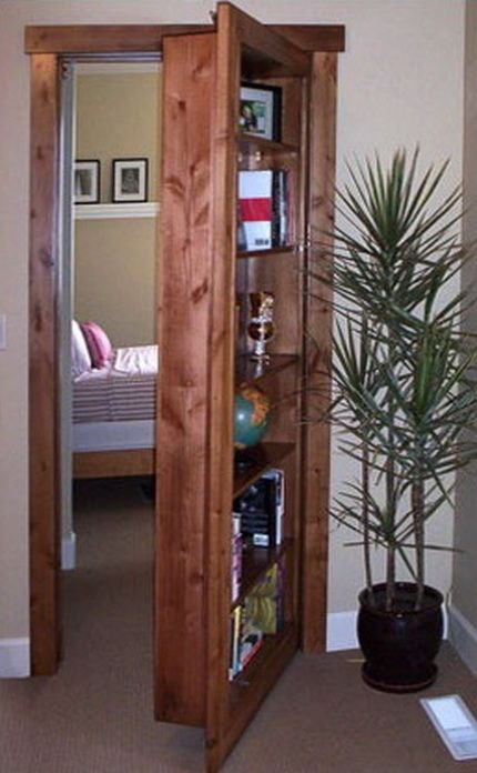Amazingly Genius DIY Ideas – 32 Project Pictures GREAT IDEA FOR YOUR BEDROOM DOOR
